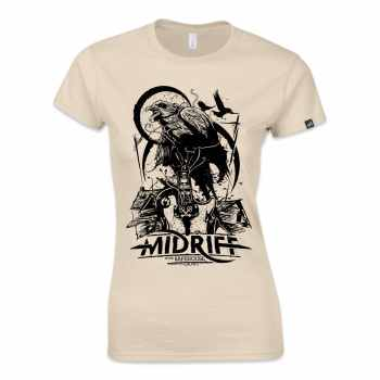 "Ladies Shirt ""Safehouse"" - sand"
